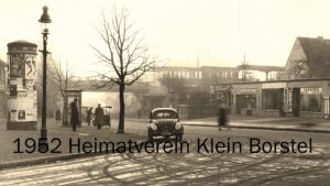 S-Bahnhof Kornweg 1952